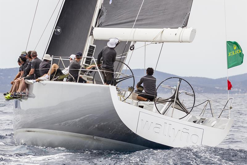 Benoît de Froidmont's Wallyño was robbed of overall victory in the maxi Cruiser class. - photo © IMA / Studio Borlenghi
