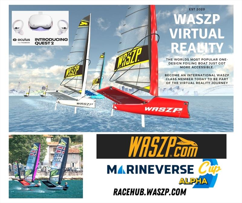 WASZP Virtual Reality - photo © WASZP