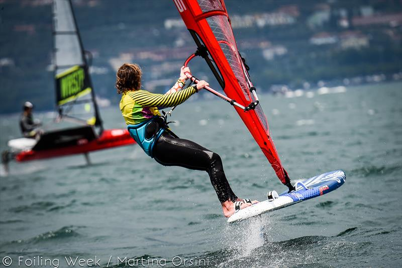 Learn To Fly - Foiling Week Garda 2019 - photo © Martina Orsini
