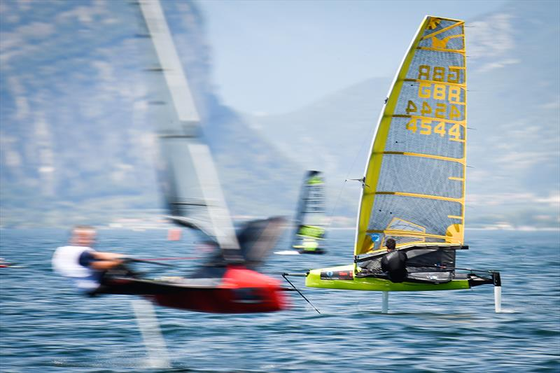 Foiling Week Regattas - Foiling Week Garda 2019 - photo © Associazione TFW