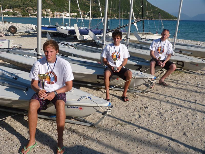 Winners at the Vassiliki Watersports Festival - photo © Wildwind