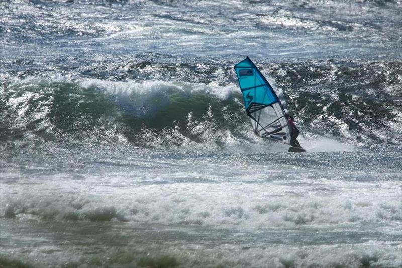 2018 Pistol River Wave Bash photo copyright International Windsurfing Tour taken at  and featuring the Windsurfing class