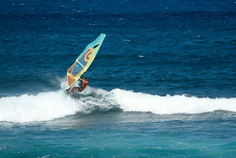 Scott Shoemaker - 2018 Aloha Classic - photo © Si Crowther / IWT