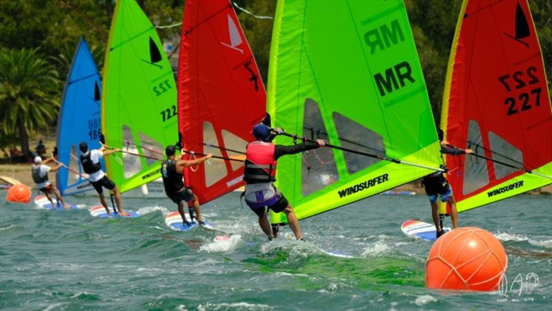 Australian Windsurfer Nationals - Final day - photo © Mitchell Pearson / SurfSailKite