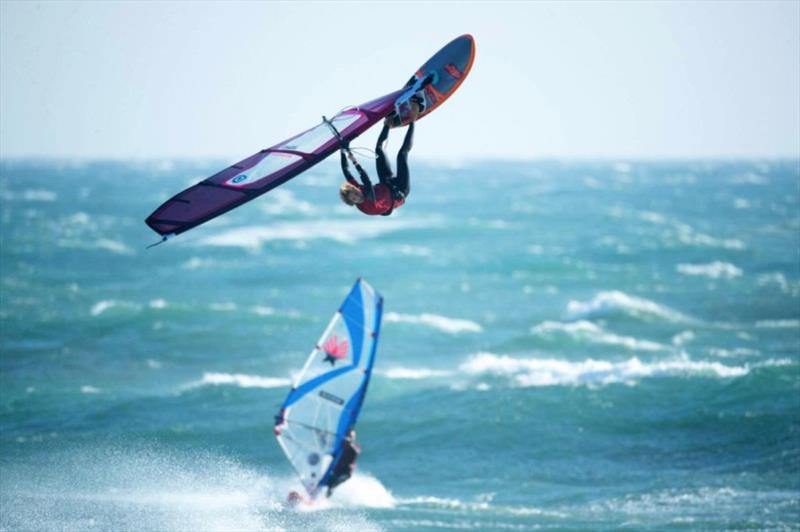 IWT Omaezaki Japan Cup - Day 3 delivers wild conditions