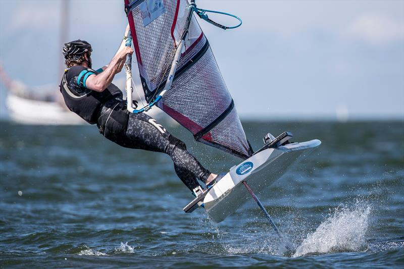 Day 4, Windfoil Surfing, Medemblik Regatta 2019, 25-5-2019 (21/25 May 2019). Medemblik - the Netherlands. - photo © Sander van der Borch