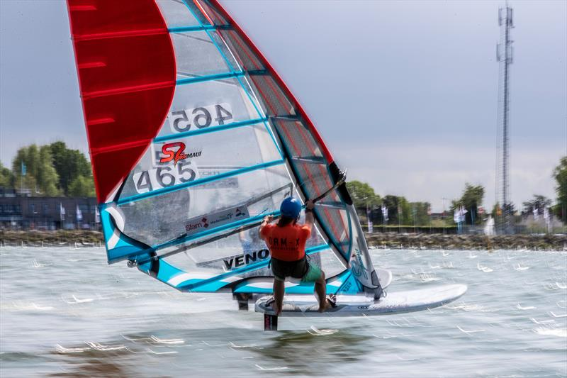 Windfoil Surfing, Medemblik Regatta 2019, 25-5-2019 (21/25 May 2019). Medemblik - the Netherlands. - photo © Sander van der Borch
