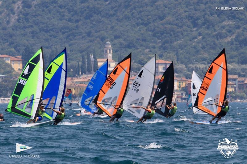 Windsurfer World Trophy 2019 - photo © Elena Giolai