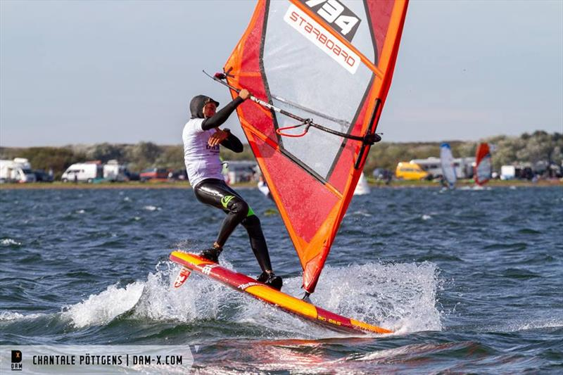 DAM-X 2019 photo copyright Chantale Pottgens taken at  and featuring the Windsurfing class
