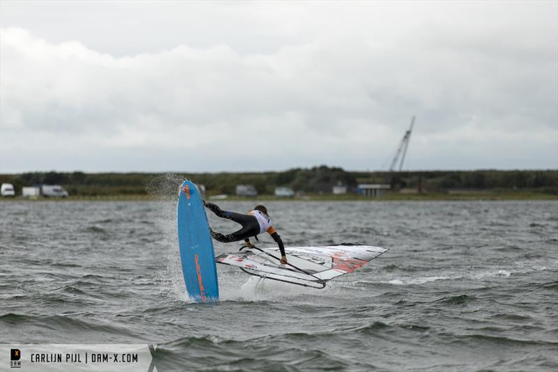 DAM-X 2019 - Day 1 photo copyright Carlijn Pijl taken at  and featuring the Windsurfing class