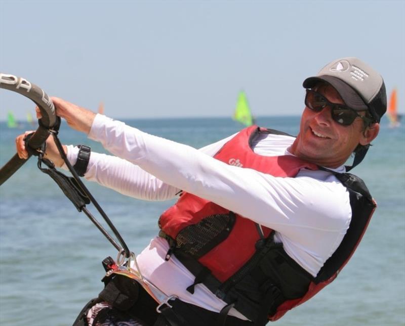Windsurfing tips from the World Champion Nick Bez in Tasmania