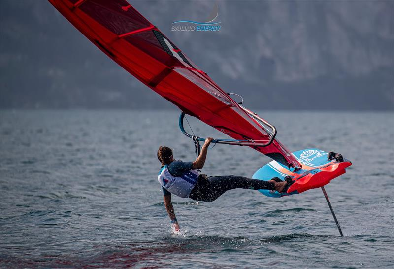 Starboard iFoil - winner of the Windsurfer Evaluation Trials on Lake Garda - September 2019 - photo © Jesus Renedo / Sailing Energy / World Sailing