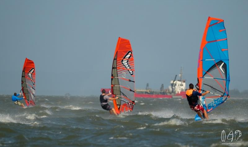 Bayside Sailboards season launch - photo © Mitch Pearson / Surf Sail Kite