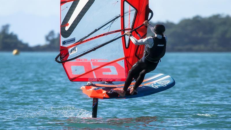 Josh Armit - Oceanbridge NZL Sailing Regatta - Wakatere BC April 11, 2021 - photo © Richard Gladwell / Sail-World.com / nz