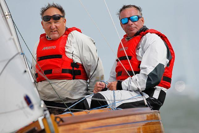 XOD Swallow on Cowes Week 2019 day 7 - photo © Paul Wyeth / CWL