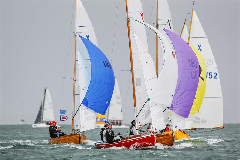 Princess Jalina, Sphex, XOD - Lendy Cowes Week 2018 - photo © Paul Wyeth / CWL