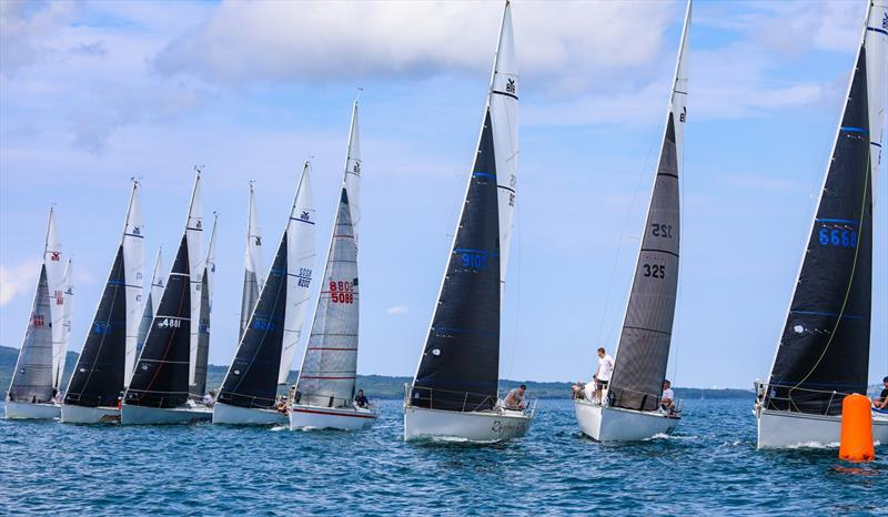 2019 Harken Young 88 National Championships photo copyright Rachel von Zalinski taken at Royal New Zealand Yacht Squadron and featuring the Young 88 class