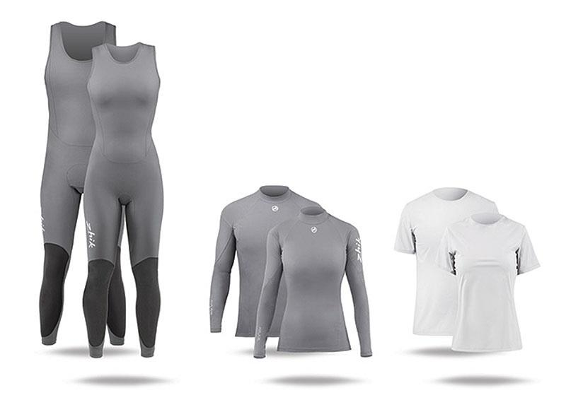 The new Avlare range from Zhik - totally Made For Water wear  ©  Zhik