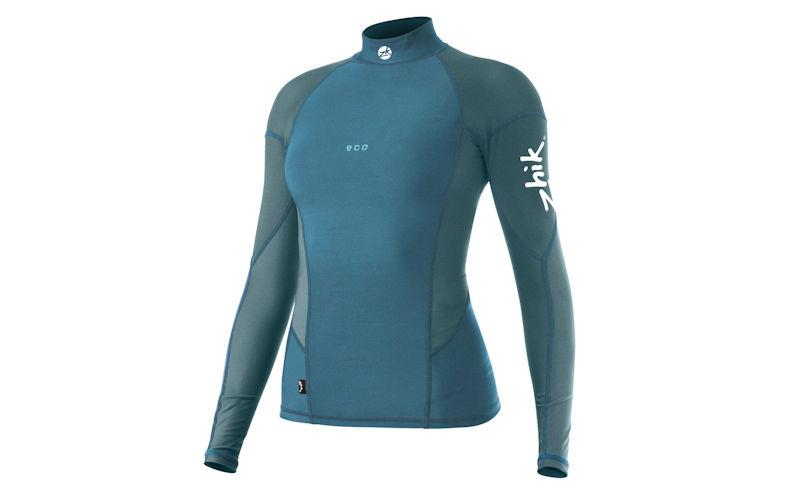 Zhik Womens ECOFOAM Wetsuit Top - photo © Zhik