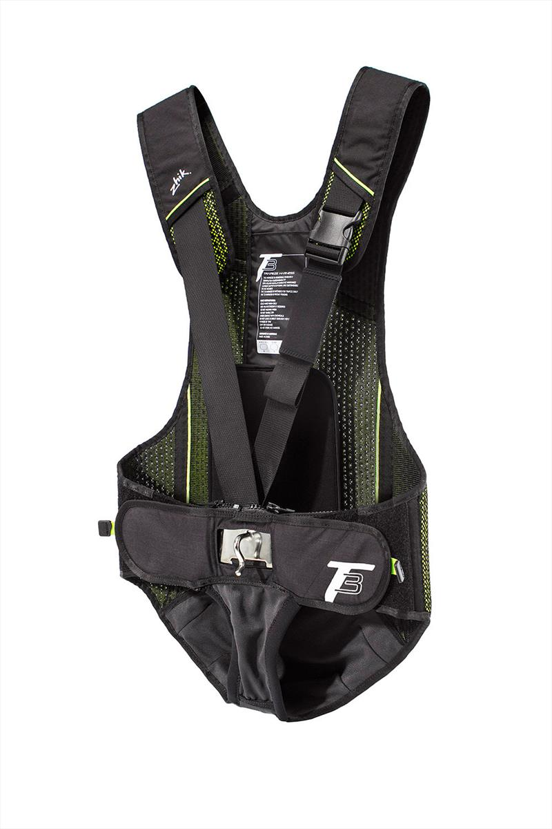 Zhik T3 Harness photo copyright Zhik taken at  and featuring the  class