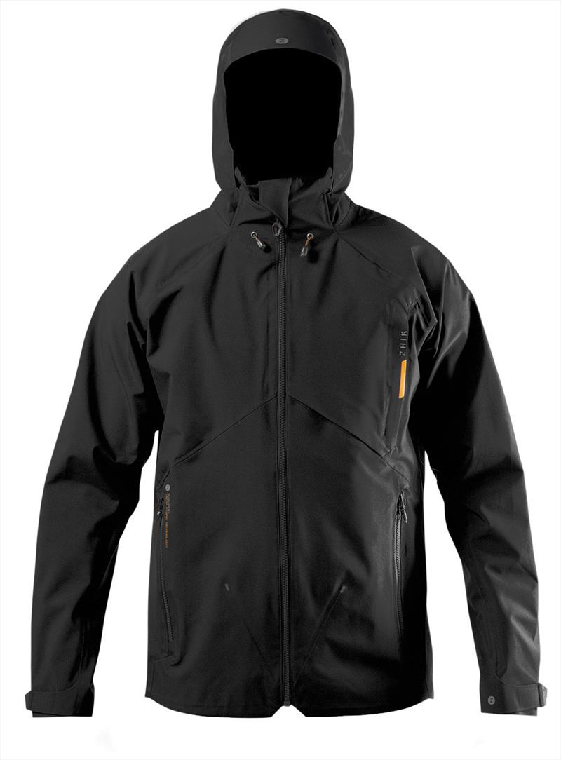 ZHIK's new INS200 range - men's jacket in black - photo © Zhik