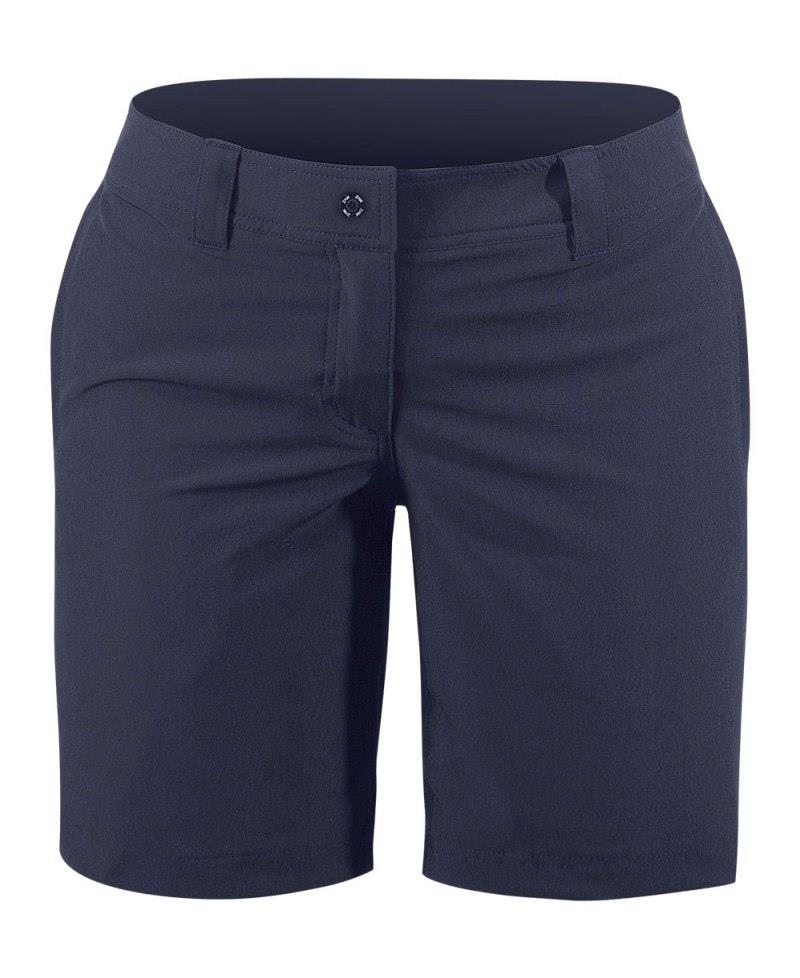 Zhik women's marine short navy - photo © Zhik