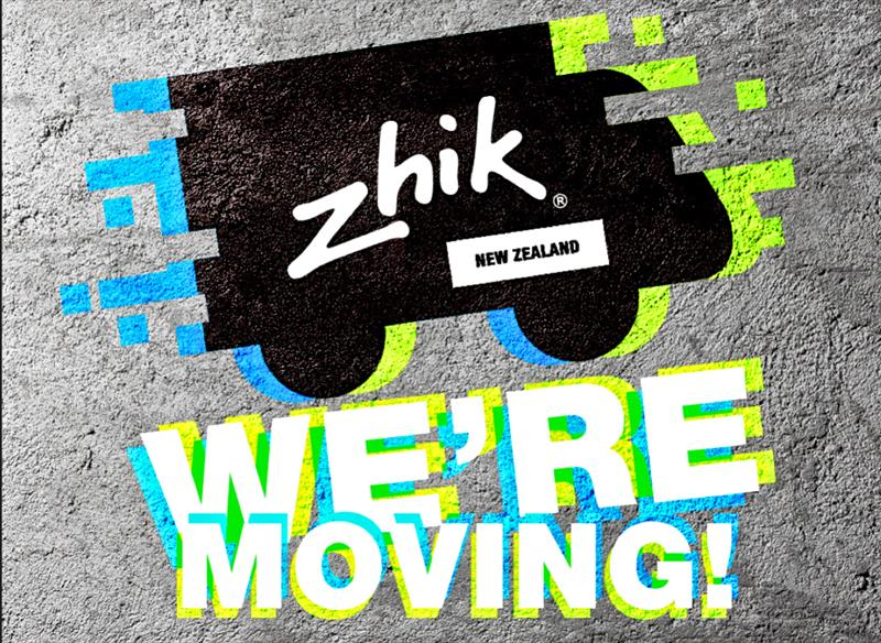Zhik is moving to a new show room in Penrose - photo © Zhik